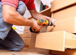 Цены на сборку мебели