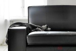 Ремонт кожаных диванов на дому в Москве