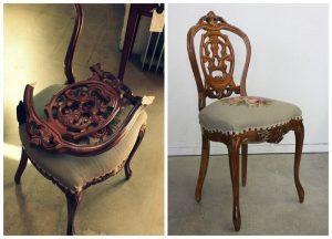 Ремонт стульев на дому в Москве