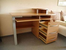 Сборка компьютерного стола в Москве