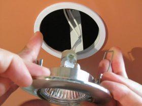 Замена люминесцентных ламп на светодиодные в Москве