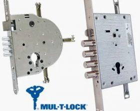 Замена замков Mul-t-lock в Москве