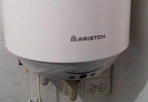 Замена водонагревателя Аристон в Москве