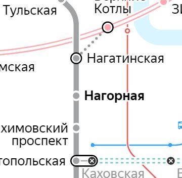 Услуги сантехника – метро Нагорная