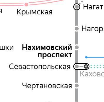 Услуги сантехника – метр Нахимовский проспект