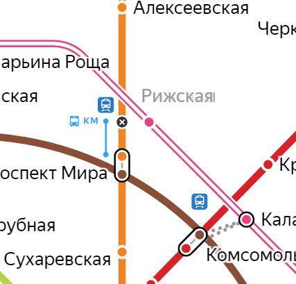 Услуги сантехника – метро Рижская