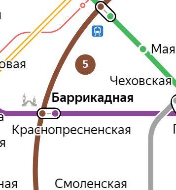 Услуги электрика – метро Баррикадная