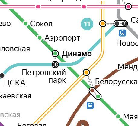 Услуги электрика – метро Динамо