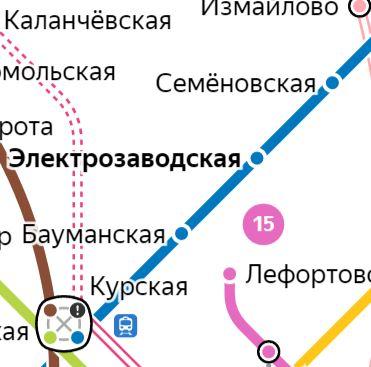 Услуги электрика – метро Электрозаводская