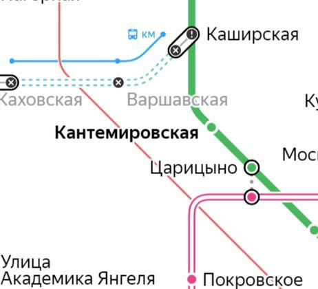 Услуги электрика – метро Кантемировская