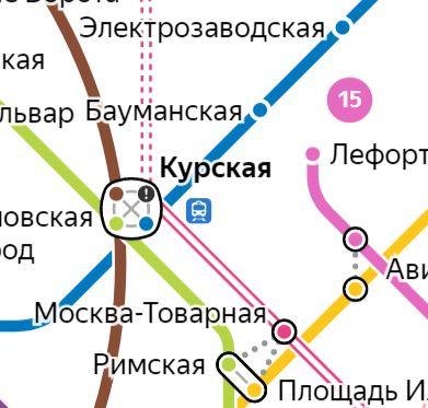 Услуги электрика – метро Курская