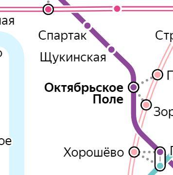 Услуги электрика – метро Октябрьское поле