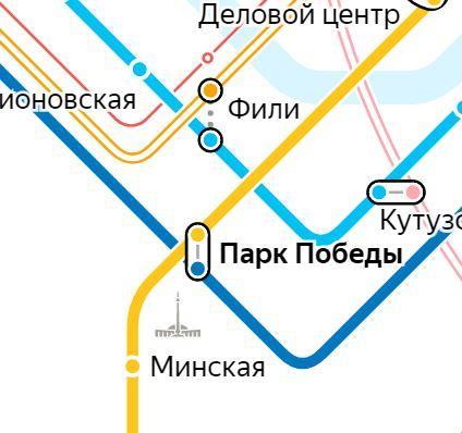 Услуги электрика – метро Парк Победы