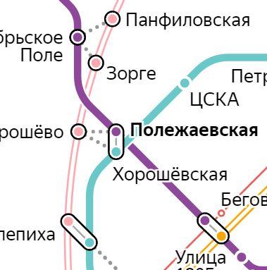 Услуги электрика – метро Полежаевская