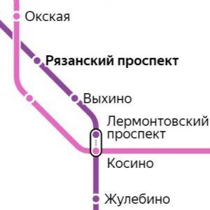 Услуги электрика – метро Рязанский проспект