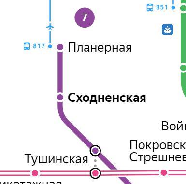 Услуги электрика – метро Сходненская