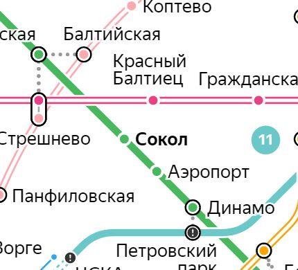 Услуги электрика – метро Сокол