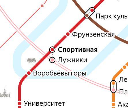 Услуги электрика – метро Спортивная