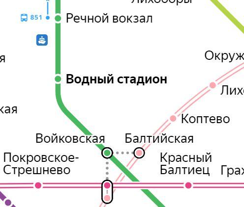 Услуги электрика – метро Водный стадион