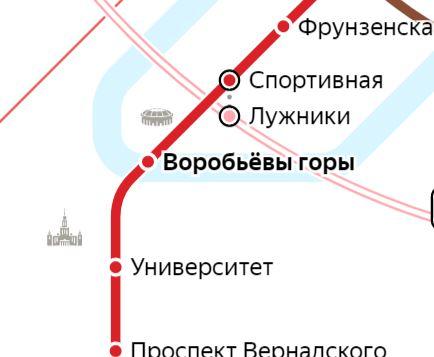 Услуги электрика – метро Воробьевы горы
