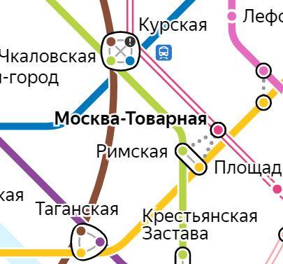 Услуги электрика – метро Москва-Товарная