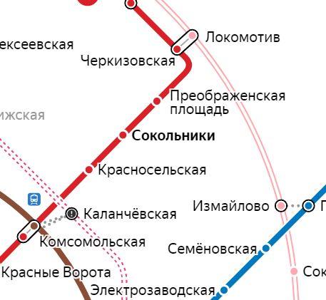 Услуги электрика – метро Сокольники