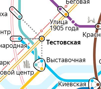 Услуги электрика – метро Тестовская