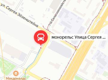 Услуги электрика – Улица Сергея Эйзенштейна