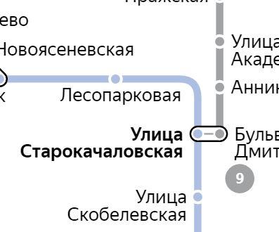 Услуги сантехника – метро Улица Старокачаловская