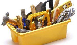 Набор инструментов для домашнего ремонта
